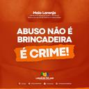 Câmara de Vereadores de Laranjal do Jari, apoia a campanha Maio Laranja