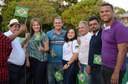 Vereadores prestigiaram o Desfile Cívico alusivo ao 07 de setembro